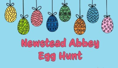 Newstead-Abbey-Easter-Egg-Hunt-Trail-Heading